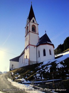 St Quirin im Sellraintal